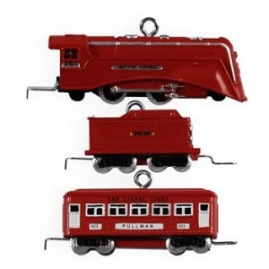 2009 Lionel Red Comet Set - MINIATURE