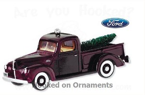 2010 All American Trucks #16 - 1940 Ford Pick Up
