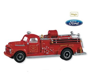 2010 Fire Brigade #8 - 1951 Ford Fire Engine