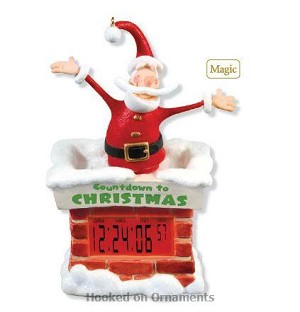 2010-11 Countdown to Christmas - Real Countdown Clock!