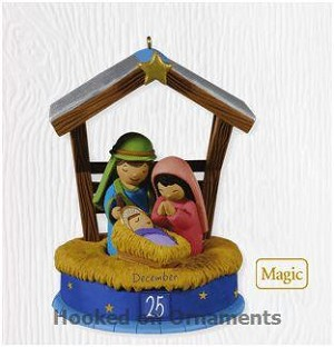 2010-11 Story of Christmas - Nativity Advent