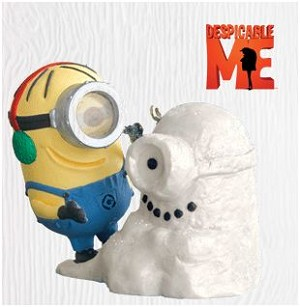 2010 Despicable Snowminion - Very Hard to find - No box