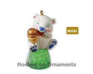 2010 Beary Cool Treat - MINIATURE