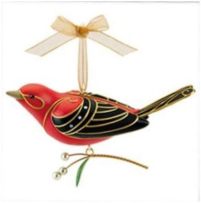 2011 Beauty of Birds Tanager