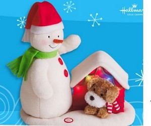 2011 Deck The Halls - Plush Tabletopper