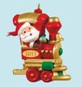 2011 Santa's Holiday Train - Choo Choo Cheer