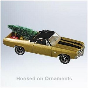2011 All American Trucks #17 - 1970 El Camino