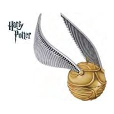 2011 Harry Potter Golden Snitch - Very hard to find!