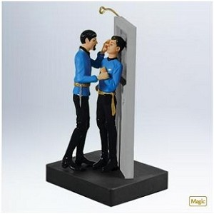 2011 Star Trek Mirror, Mirror