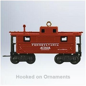 2011 Lionel Whistle Caboose