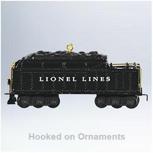 2011 Lionel Whistle Tender