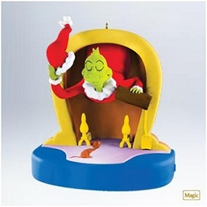 2011 Mean Mr. Grinch - Magic