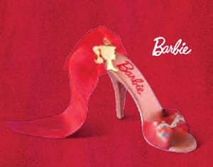 2012 Barbie Shoe-sational -  Barbie Convention Excl - only 500 Produced!