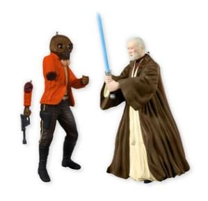 2012 Obi Wan Kenobi and Ponda Baba - Celebration VI Exclusive -Only 2000 Produced