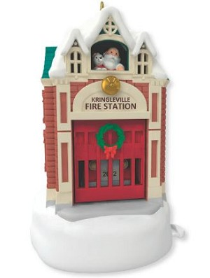 2012 Kringleville #3 Fire Station