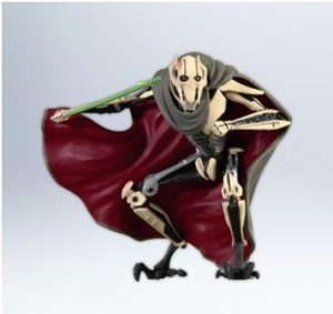 2012 Star Wars #16 General Grievous