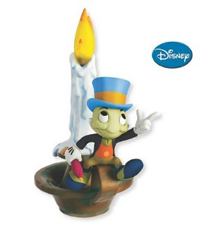 2012 Mickey's Christmas Carol #4 - Jiminy Cricket - Hard to Find
