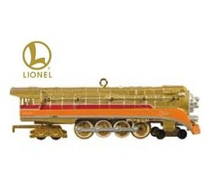 2012 Lionel Daylight Locomotive - SDB
