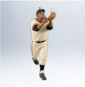 2012 Willie Mays, The Catch