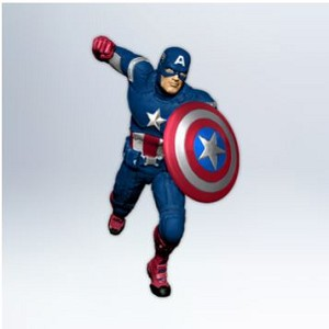 2012 Captain America - Hard to find