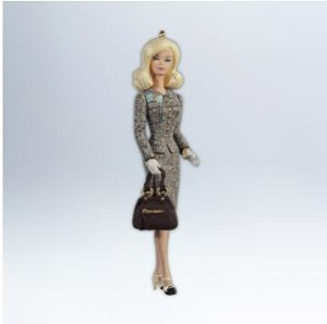 2012 Barbie Tweed Indeed
