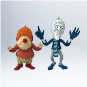 2012 Heat Miser and Snow Miser - Very Hard to Find!