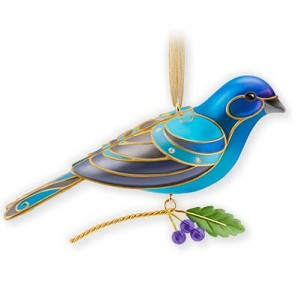 2013 Beauty of Birds Indigo Bunting