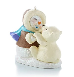 2013 Snow Buddies #16  - Polar Bear