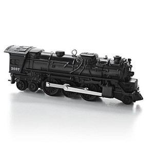 2013 Lionel #18- 2037 Steam Locomotive