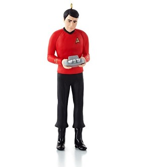 2013 Star Trek Legends #4  - Montogomery Scott