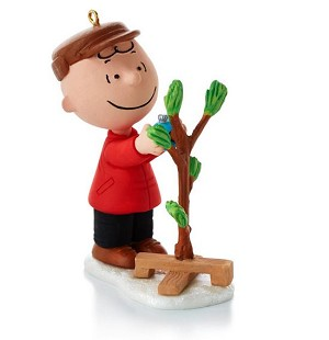 2013 Peanuts Monthly #5 - A Very Special Tree