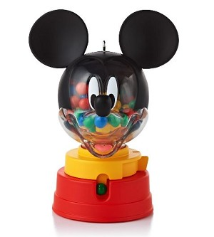 2013 Mickey's Gumball Machine