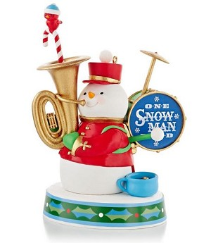 2013 One Snowman Band