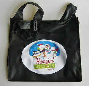 2013 Hangin' With Your Buddies Kansas City Event Tote Bag