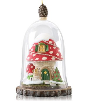2014 Home For A Gnome - Reveal Ornament