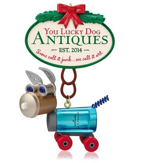 2014 You Lucky Dog Antiques