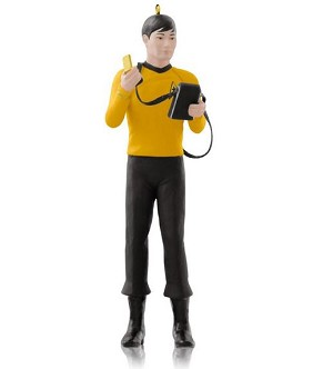 2014 Star Trek Legends #5 - Lt Sulu