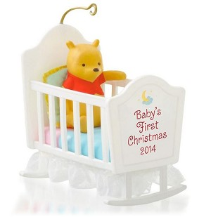 2014 Baby's First Christmas, Pooh