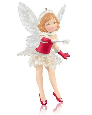 2014 Fairy Messengers - Very Merry Christmas Fairy - Limited Ed