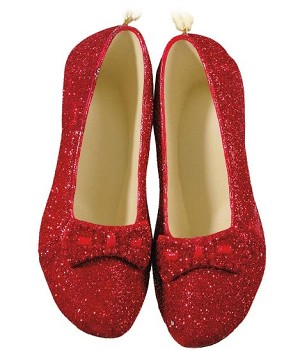 2014 Ruby Slippers