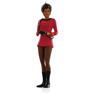 2015 Star Trek Legends #6 Lt Uhura - FINAL in Series