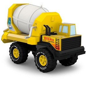 2015 Tonka Mighty Cement Mixer