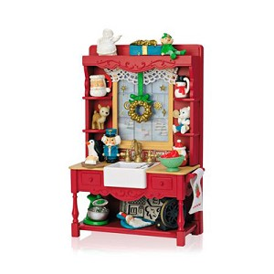 2015 Mrs. Claus' Kitchen Sink REPAINT