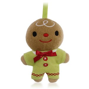 2016 Keepsake Kids - Ginger Boy Ornament