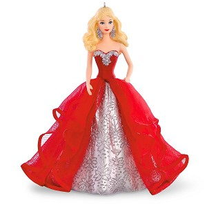 2015 Holiday Barbie #1