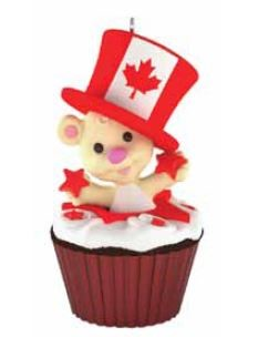 2016 Keepsake Cupcakes #12 CANADIAN EXCLUSIVE
