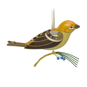2016 Beauty of Birds, Lady Pine Grosbeak - LTD ED