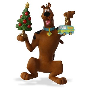 2016 Decking the Tree Scooby-Doo