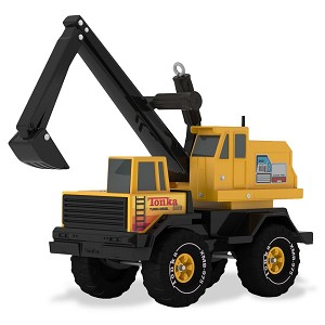 2016 Mighty TONKA Backhoe