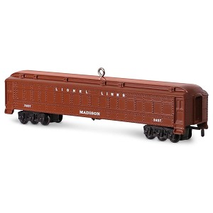 2016 Lionel 2627 Madison Passenger Car